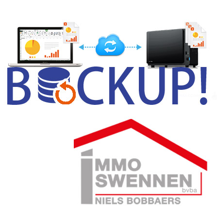 IMMO Swennen back-up website klein iKREATIV